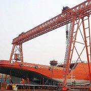 起重机应用造船工业工程案例