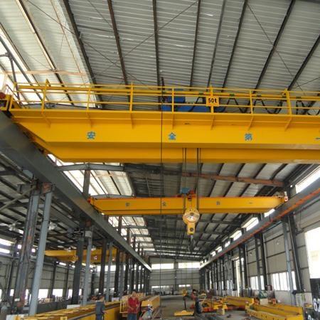 起重机应用金属矿开采行业工程案例