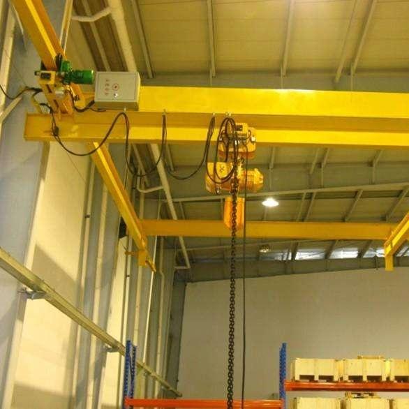 起重机应用化工行业工程案例