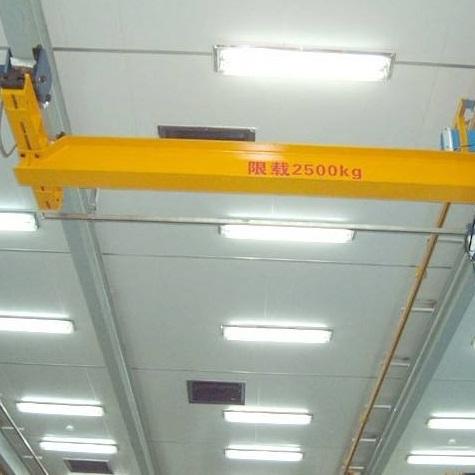 起重机应用飞机制造行业工程案例