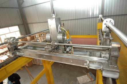 中国原子能核电0.5t不锈钢起重机