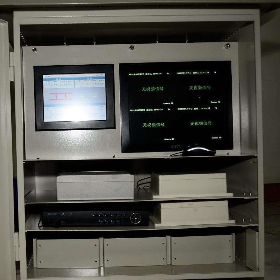 4寸彩色液晶显示起重机安全监控系统