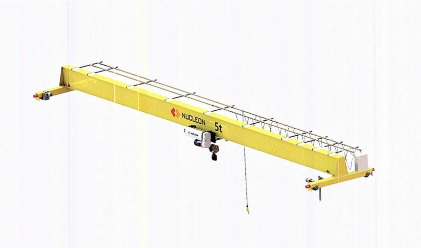 HD型欧式电动单梁桥式起重机
